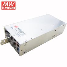 Fuentes de alimentación MW 1000W 24V AC DC Switch Mode SE-1000-24