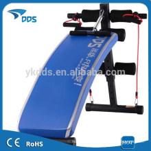 Banco de abdominais na Fitness ao ar livre/4 maneiras de sente-se inclinado Ups/exterior banco de dobramento