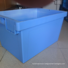 Storage nesting container