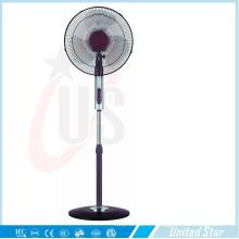 Ventilador más nuevo del soporte de la refrigeración por aire de 16 pulgadas