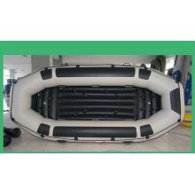 Canoa inflável do PVC para derivar com certificação do CE