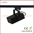 Black Surface Color High Power 10W 30W Jewelry Store Display Light LED Track Light (LC2210)