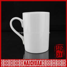 HCC taza de café de té de acero inoxidable y platillo