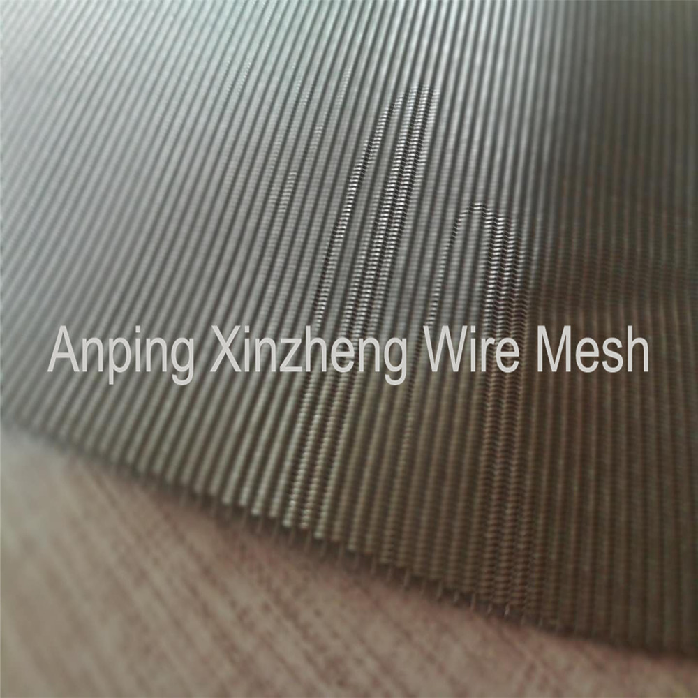 Stainless Steel Dutch Weave Mesh