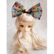 BJD Accessaries Black/White Hairpiece Hairband for SD doll