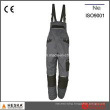 Polycotton Twill Men′s Workwear Bib Pants