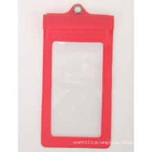 Saco de celular móvel impermeável PVC 500d malha (yky7254)