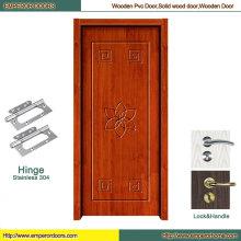 Поставщик Деревянная Дверь Деревянная Дверь Деревянная Дверь Створка Продаж