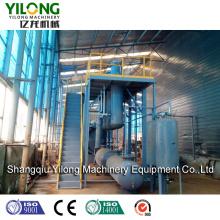 Máquinas para reciclagem de pneus de resíduos para venda