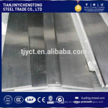 Barra lisa de aço inoxidável laminada a alta temperatura 201/304/316