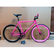 Bicicletas coloridas de la venta caliente de la bici fija del engranaje (FP-FGB003)