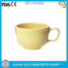 Einfache Handled Big Capacity Soup Cup