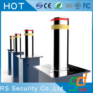 Car Parking K4 Security Automatic Rising Bollards