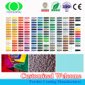 Peinture Epoxy ral Polyester Metallic Powder Coating