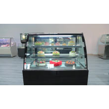 витрина с морозильной камерой для супермаркета