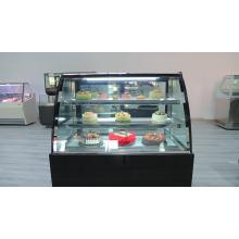 supermercado vidro deslizante sorvete freezer vitrine