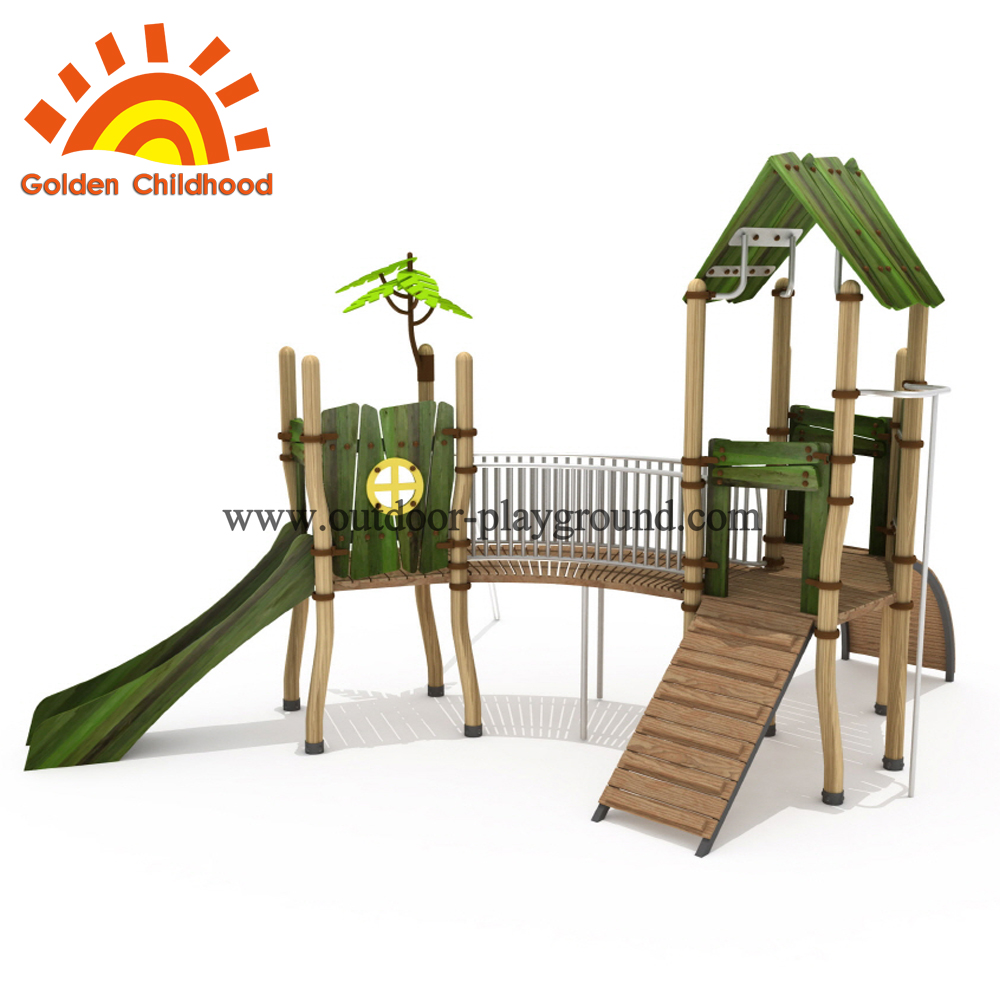 combine outdoor playground