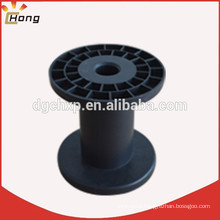 105MM PS Small Empty Plastic Wire Bobbin For Wire Or Rope