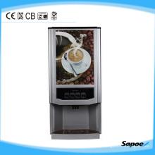 Deluxe toda a máquina de café de aço inoxidável fabricante com CE aprovado