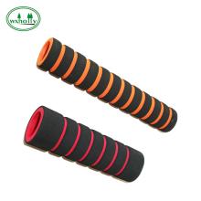 foaming rubber handle grips for wiper or wheelbarrow