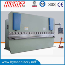 Presse plieuse CNC à plaque d'acier hydraulique We67k-160X3200
