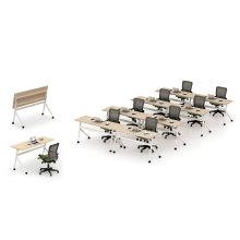 Table d'entrainement de l'étudiant pliable moderne, table de réunion pliante (HF-P02)