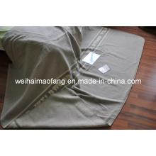 100% puro nueva manta de lana virgen (NMQ-WB031)