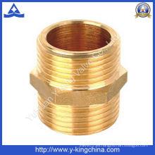 Latón de alta calidad de conexión de tubería (YD-6007)