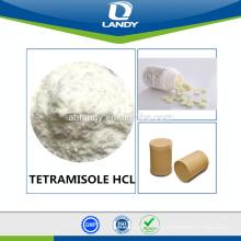 CHINA BEST PRICE DL-TETRAMISOLE HYDROCHLORIDE TETRAMISOLE MANUFACTURER