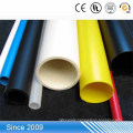 Colorful plastic pp drain customized hard pvc pipe 34mm