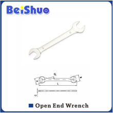 Cr-V Material Open End Spanners