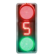 Red Green full Ball Led Traffic Light