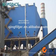 Machine de filtration de sac à poussière de concasseur