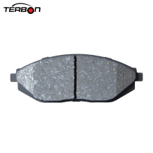 Low Metal Professional Auto Bremsbelag für Chevrolet