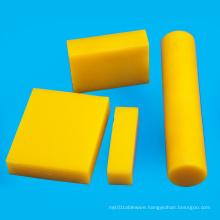 Yellow Polyethylene Hdpe Plastic Plate Sheet