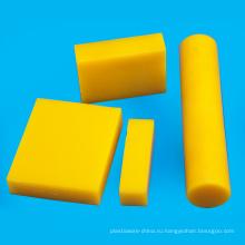Желтый полиэтиленовый листовой пластик Hdpe