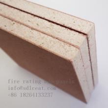 tablero de pared seca de partición de mgo ligero de estructura de acero