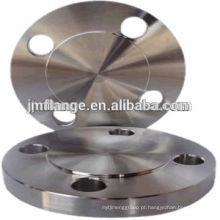 Aço inoxidável gost 12820-80 flange