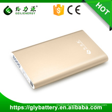 GLE-P9 Wholesale 8000mah DC 5V Li-polymer Rechargeable Battery Charger
