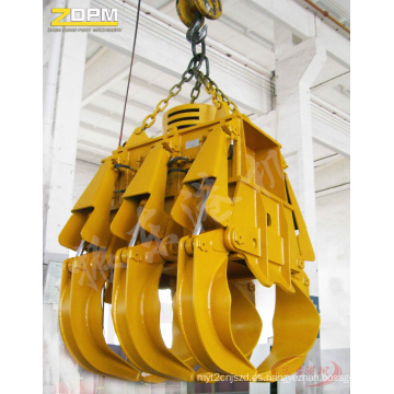Eléctrico hidráulico rectángulo cuchara China