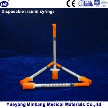 Disposable Insulin Syringe 1cc (ENK-YDS-029)