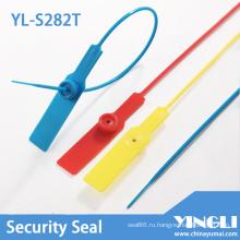 Регулируемые пластиковые защитные пломбы с номером (YL-S282T)
