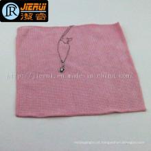 Toalha de tecido de microfibra para colar