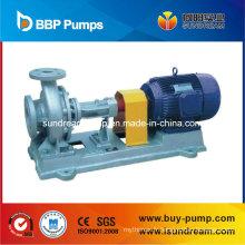 Ry Pompe à huile chaude centrifuge à haute température