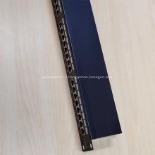 Патч-панель STP 24 порта CAT6 Настенная панель