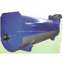Equipamiento de renderizado de tubo secador.