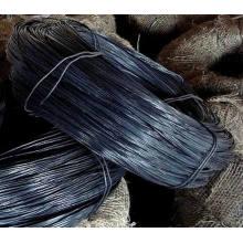 Filet recuit noir / Tige de fer enrobée douce