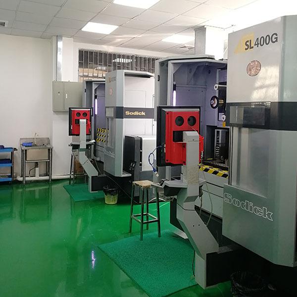 Cnc Machinery 2