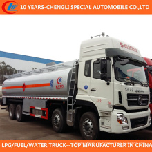 8X4 Tankfahrzeug LKW 25cbm 35cbm Öltankwagen