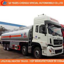 8X4 Fuel Tanker Truck 25cbm 35cbm Oil Tank Truck
